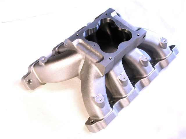 351 Cleveland Blue Thunder Intake Manifold | Autos Post